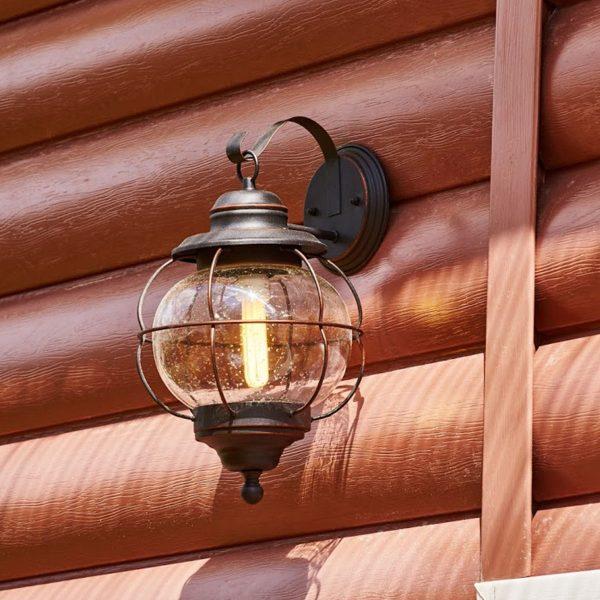 Regul D черная медь уличный настенный светильник GLXT-1475D 1