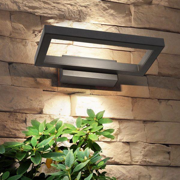 Astar D уличный настенный светодиодный светильник 1642 TECHNO LED 1