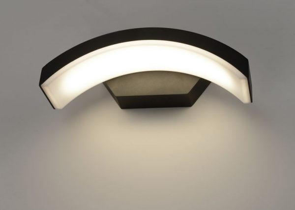 Asteria D уличный настенный светодиодный светильник 1671 TECHNO LED 1