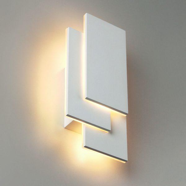 Inside LED белый матовый настенный светодиодный светильник MRL LED 12W 1012 IP20 2