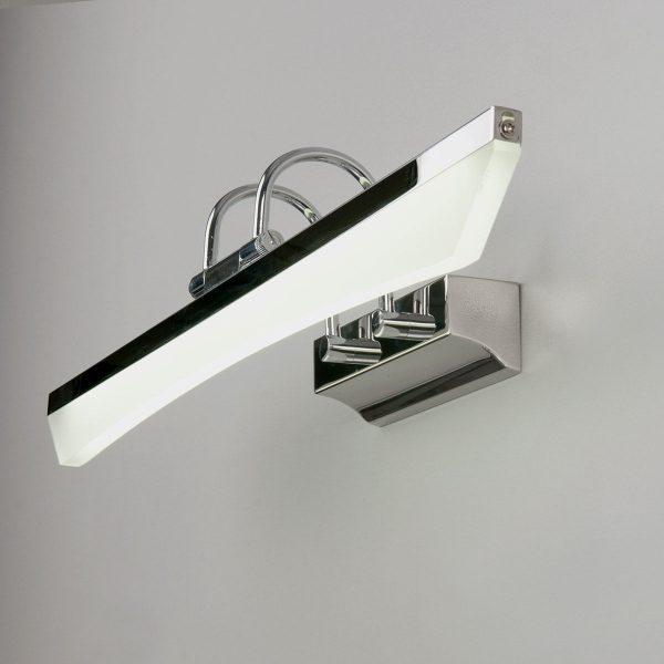 Selenga Neo LED хром Настенный светодиодный светильник MRL LED 7W 1004 IP20 1
