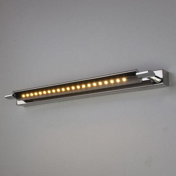 Twist хром Настенный светодиодный светильник 2105 HN14 1