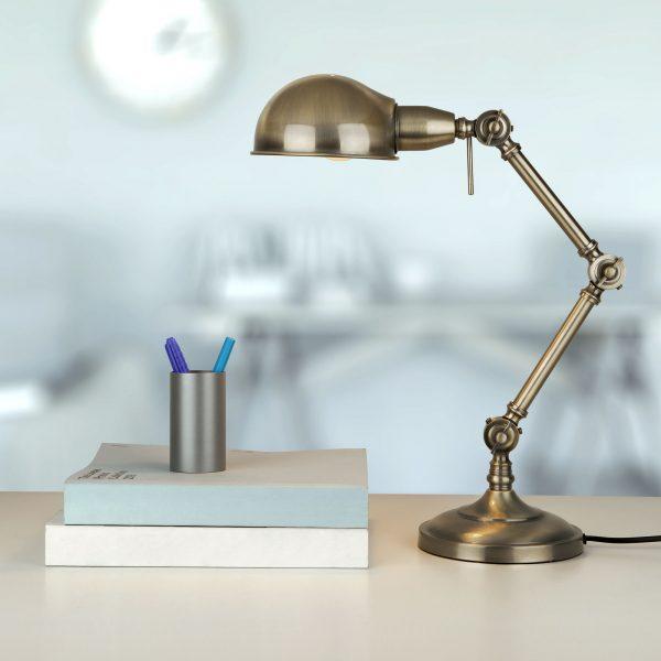 Настольный светильник Kraft античная бронза TL70110 1