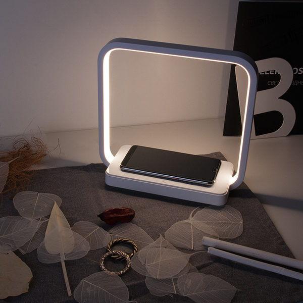 Настольный светодиодный светильник 80502/1 белый 80502/1 белый 4