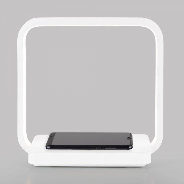 Настольный светодиодный светильник 80502/1 белый 80502/1 белый 5