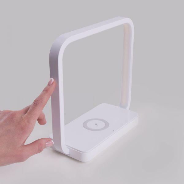 Настольный светодиодный светильник 80502/1 белый 80502/1 белый 6