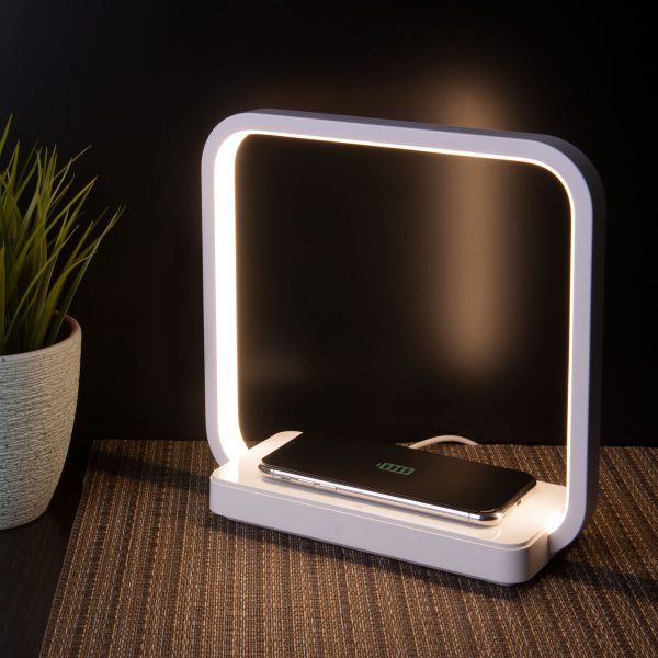 Настольный светодиодный светильник 80502/1 белый 80502/1 белый 7