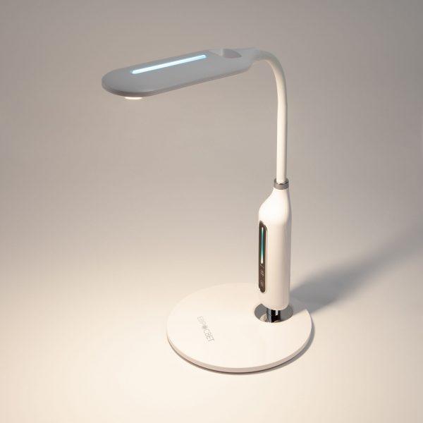 Настольный светодиодный светильник 80503/1 белый 80503/1 2