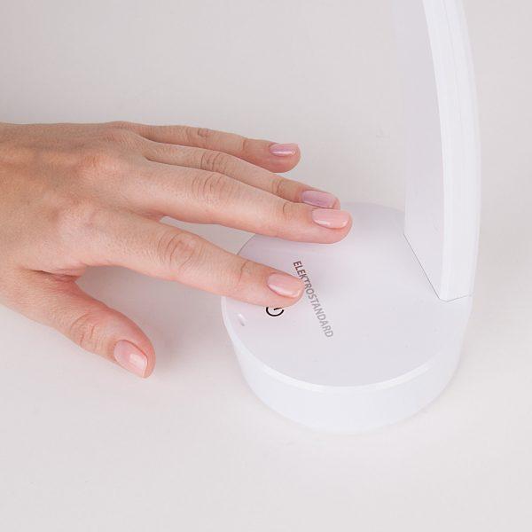 Настольный светодиодный светильник Rizar белый TL90500 4
