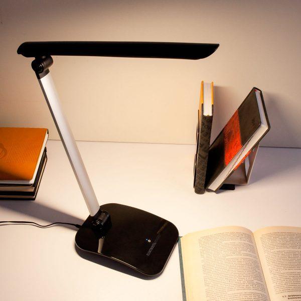 Настольный светодиодный светильник TL90193 черный/серебряный TL90193 4