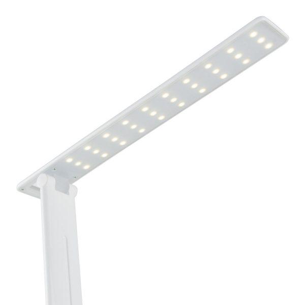 Настольный светодиодный светильник Alcor белый TL90200 2