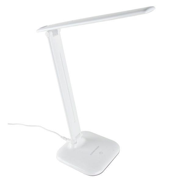 Настольный светодиодный светильник Alcor белый TL90200 3