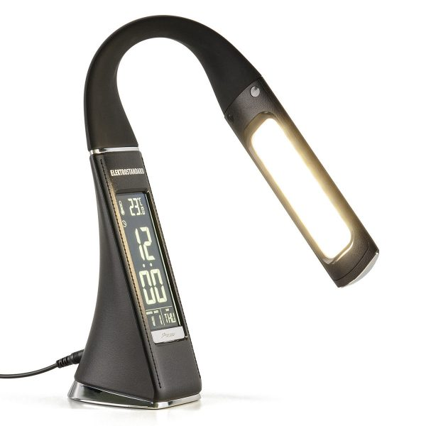 Настольный светодиодный светильник Elara черный TL90220 2