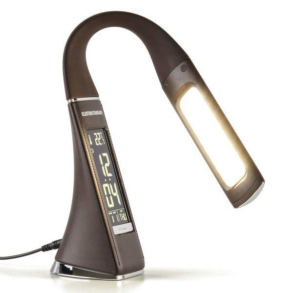 Настольный светодиодный светильник Elara коричневый TL90220 2