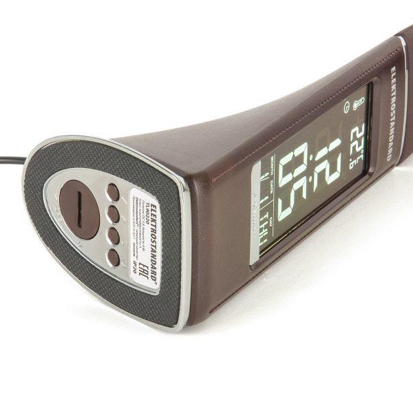 Настольный светодиодный светильник Elara коричневый TL90220 7