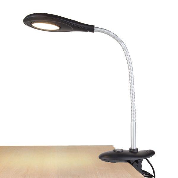 Настольный светодиодный светильник Captor черный TL90300 4