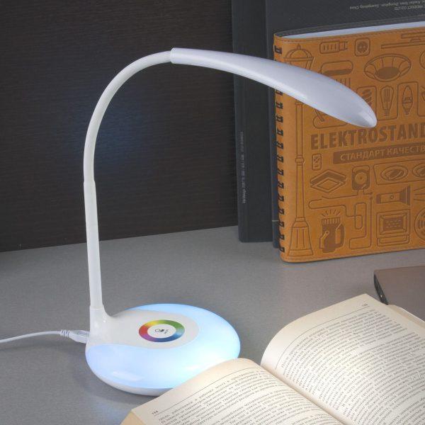 Настольный светодиодный светильник Candy белый TL90330 2