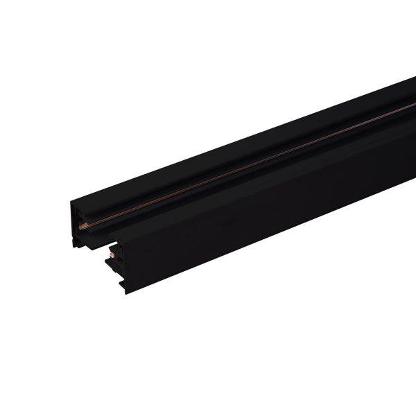 Однофазный шинопровод 1 метр черный TRL-1-1-100-BK