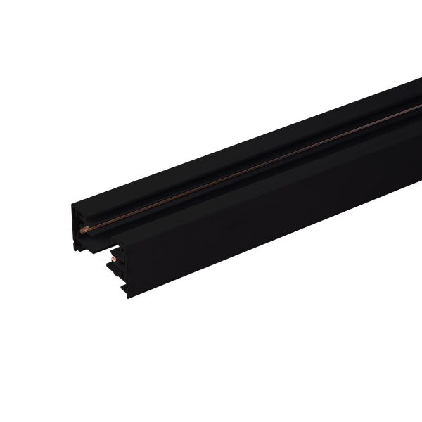 Однофазный шинопровод  2 метра черный TRL-1-1-200-BK