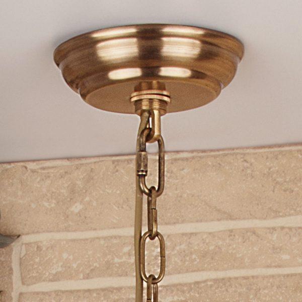 Chatel H медь уличный подвесной светильник GL 1032H 4
