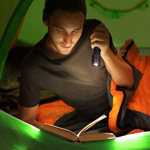 Поисковый фонарь аккумуляторный Astar 6