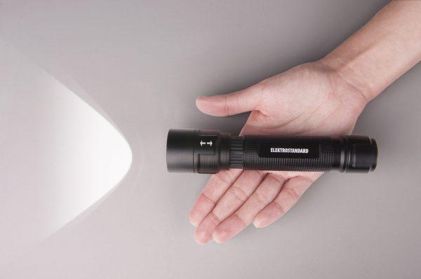 Поисковый фонарь аккумуляторный Astar 7