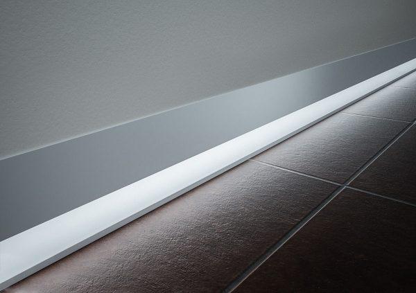 Профиль для светящегося плинтуса и встраиваемых светильников 7023259 4