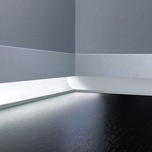 Профиль для светящегося плинтуса и встраиваемых светильников 7023259 3