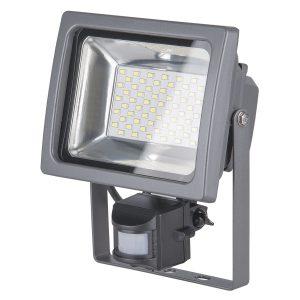 Прожектор светодиодный с датчиком движения 003 FL LED 30W