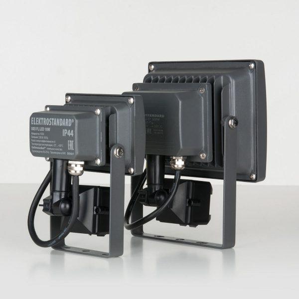 Прожектор светодиодный с датчиком движения 003 FL LED 30W 3