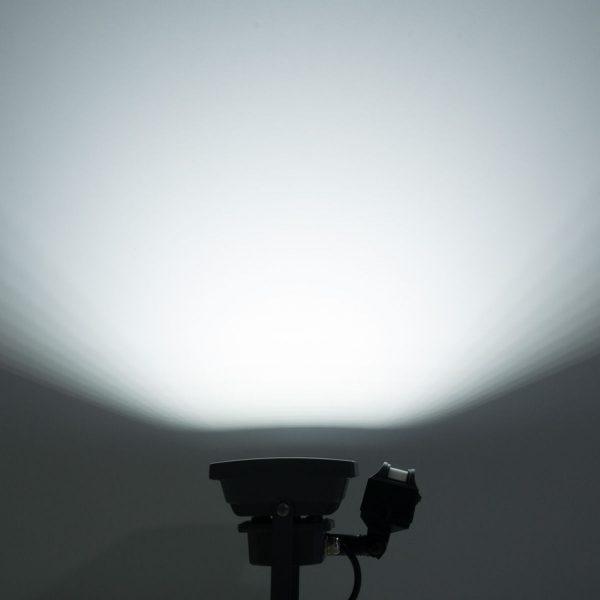 Прожектор светодиодный с датчиком движения 003 FL LED 30W 4