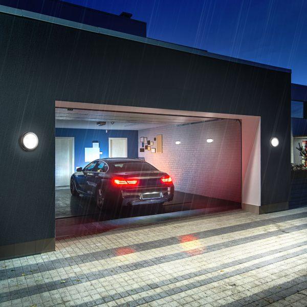 пылевлагозащищенный светодиодный светильник LTB03824000 8W 54K 1