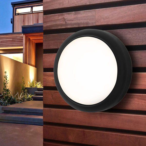 Imatra черный пылевлагозащищенный светодиодный светильник LTB07 1