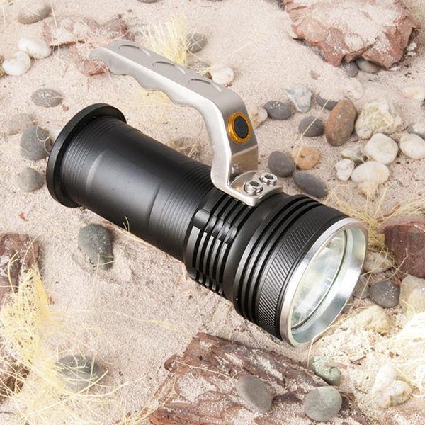 Ручной светодиодный фонарь Agent 4