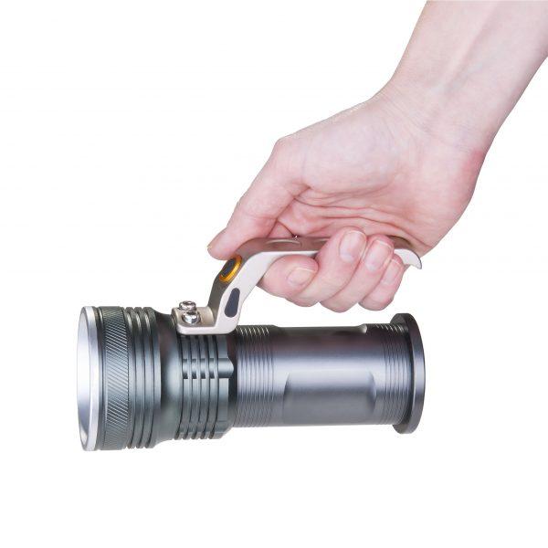 Ручной светодиодный фонарь Agent 1