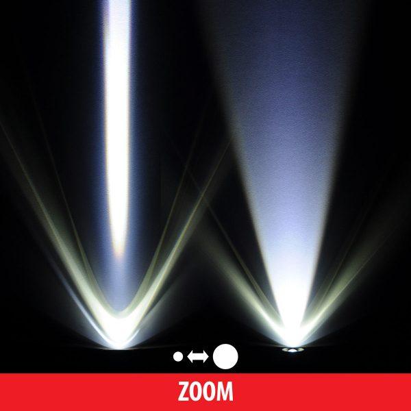 Ручной светодиодный фонарь Forbisher 3