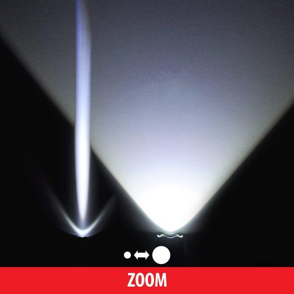 Ручной светодиодный фонарь Polo 3