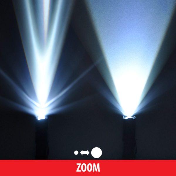 Ручной светодиодный фонарь Twinkle 4
