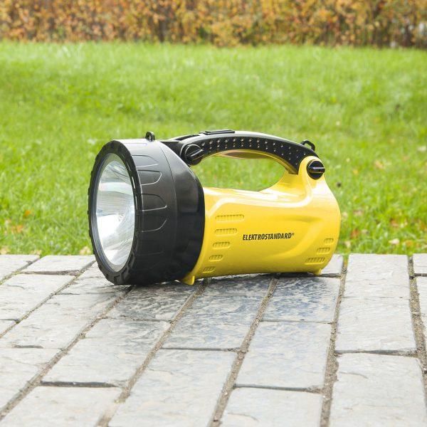 Ручной светодиодный прожектор Hudson 6