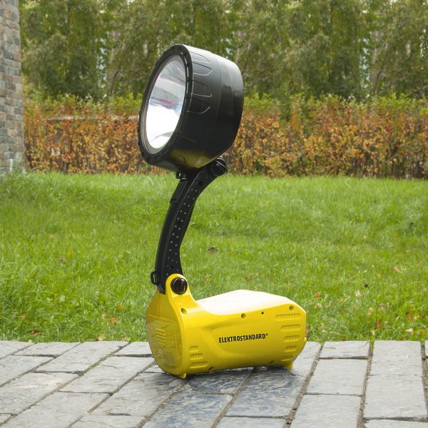 Ручной светодиодный прожектор Hudson 7