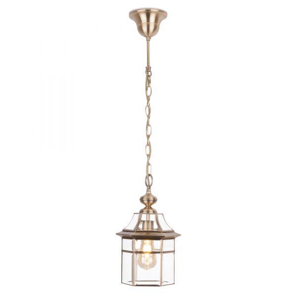 Savoie H медь уличный подвесной светильник GL 1031H 3