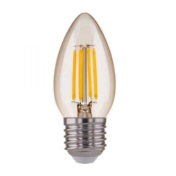 Светодиодная лампа Свеча CD F 7W E27 1