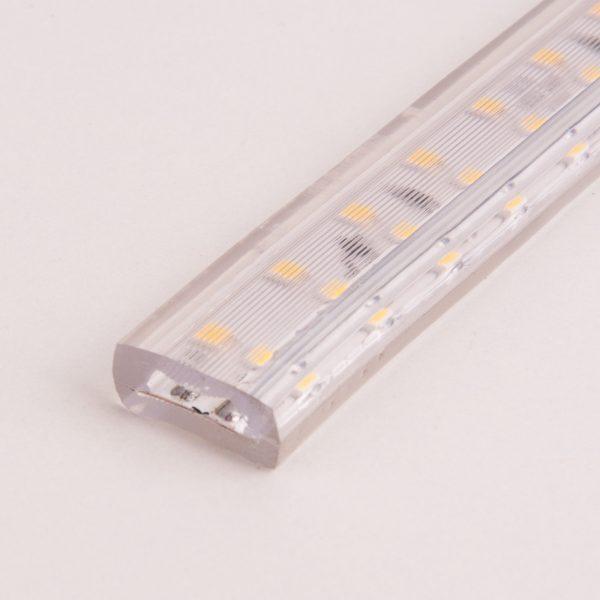Светодиодная лента LS011 220V 18W 180Led 2835 IP65, белый 4200К 1