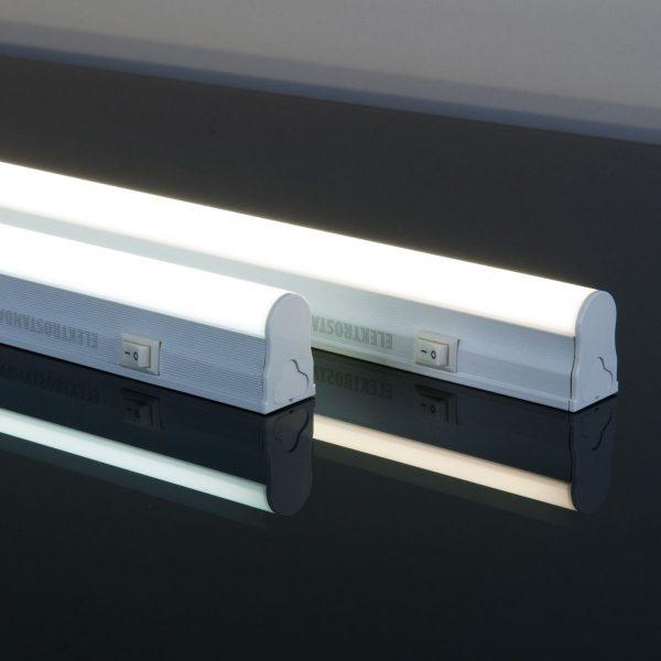 Светодиодный светильник LedStickТ5 60см48led9W6500К LST01 9W 1