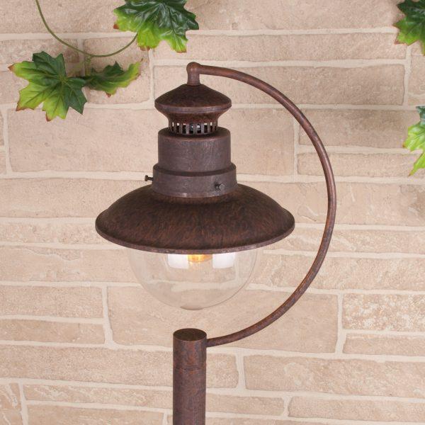 Talli F брауни уличный светильник на столбе GL 3002F 2
