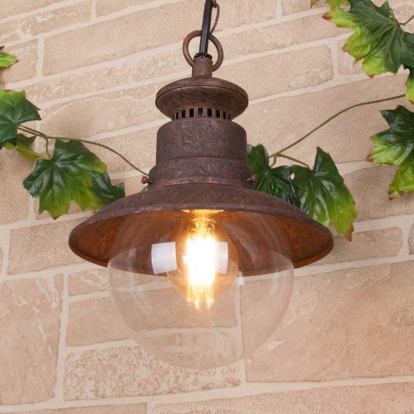 Talli H брауни уличный подвесной светильник GL 3002H 1