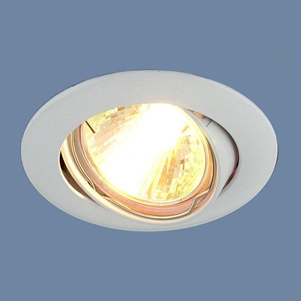 Точечный светильник 104S MR16 WH белый