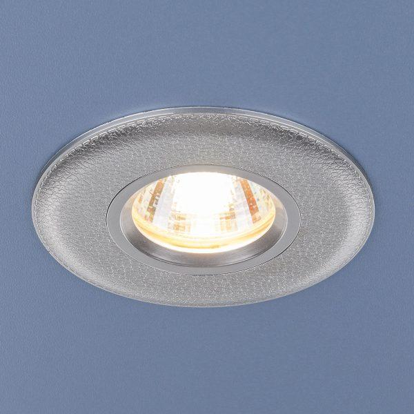 Точечный светильник 107 MR16 SL серебро