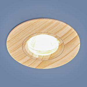 Точечный светильник 108 MR16 BG беленый дуб