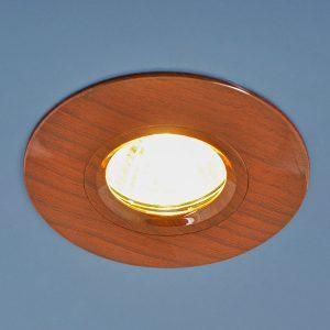Точечный светильник 108 MR16 VNG венге